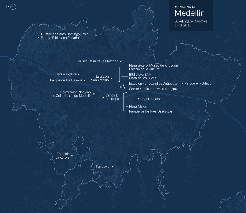 Medellín Visits