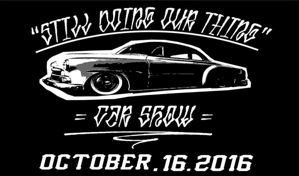 """People over Profits-SD organized this car show """"to benefit the community of Barrio Logan."""""""